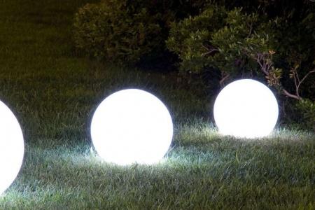 Oświetlenie do ogrodów i tarasów